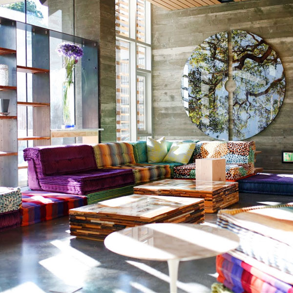 The H2Hotel Hotel - Luxury Boutique Hotel in california wine coutnry - Healdsburg, Napa Valley
