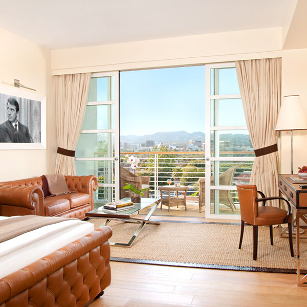 Mr. C Beverly Hills - A luxury boutique hotel in Beverly Hills, CA