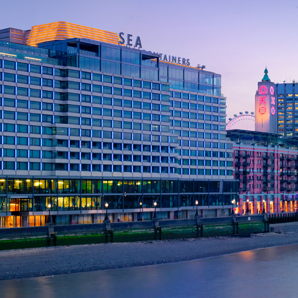 Mondrian Hotel - Design Hotel in Lambeth & Waterloo in London