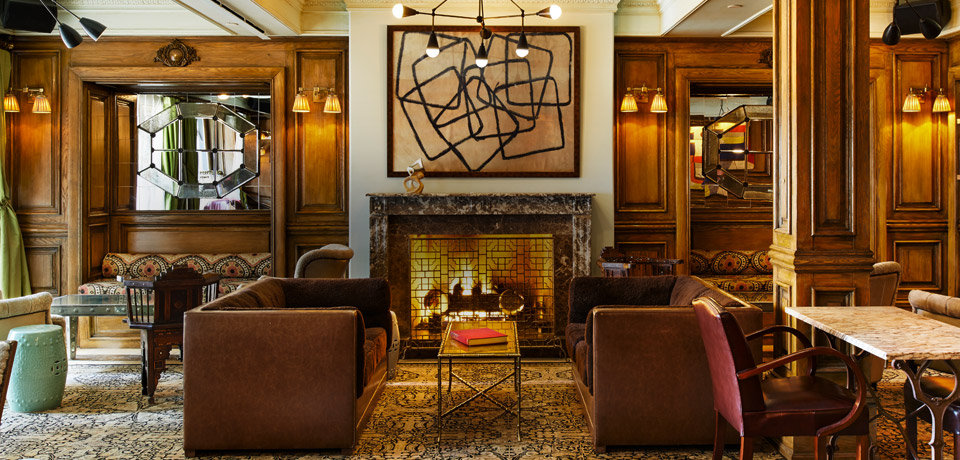 The Marlton Hotel - New York Boutique Hotel