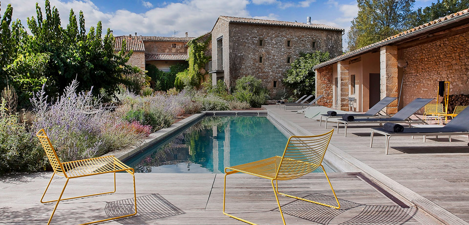 La Maison d'Ulysse - A farmhouse retreat in Provence, South of France
