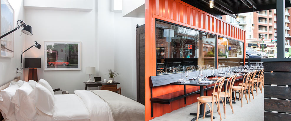 THE 404 HOTEL, Nashville Hotels, Nashville Boutique Hotels, New hotels in Nashville, Tennessee