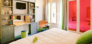 Bel Ami Hotel, Paris. Best Boutique Hotel Paris. 6th Arr. (St-Germain/Luxembourg)