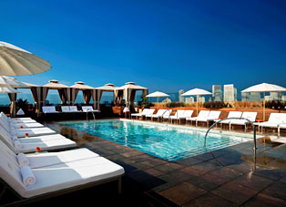 Los Angeles - Best Boutique Hotels in LA. Los Angeles, California.