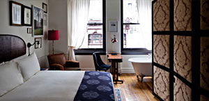 The NoMad Hotel - New York  - Boutique Hotel New York City. Midtown, NYC.