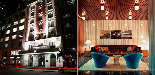6 Columbus A Sixty Hotel New York Luxury Boutique Hotels