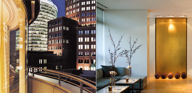 The mandala hotel berlin luxury boutique hotels for Tablet hotels berlin