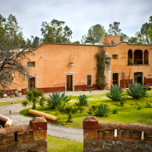 Hacienda Sepulveda & SPA