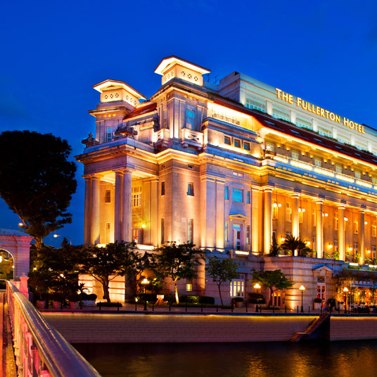 新加坡浮尔顿酒店(The Fullerton Hotel Singapore)