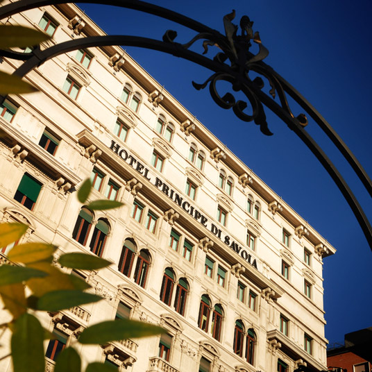 萨夫依王子酒店(Hotel Principe di Savoia)