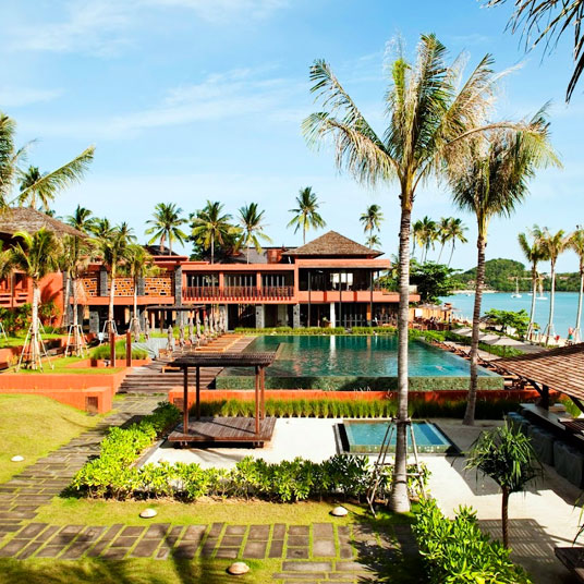 Hansar Samui Resort and Spa