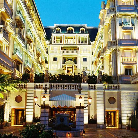 蒙特卡罗大都会酒店 (Hotel Metropole Monte Carlo)