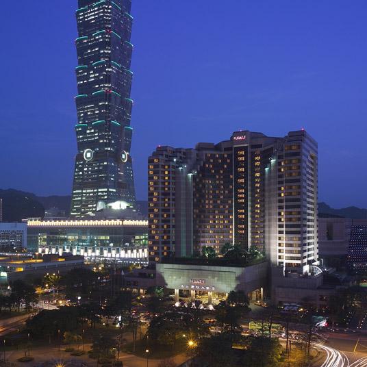 グランド ハイアット 台北