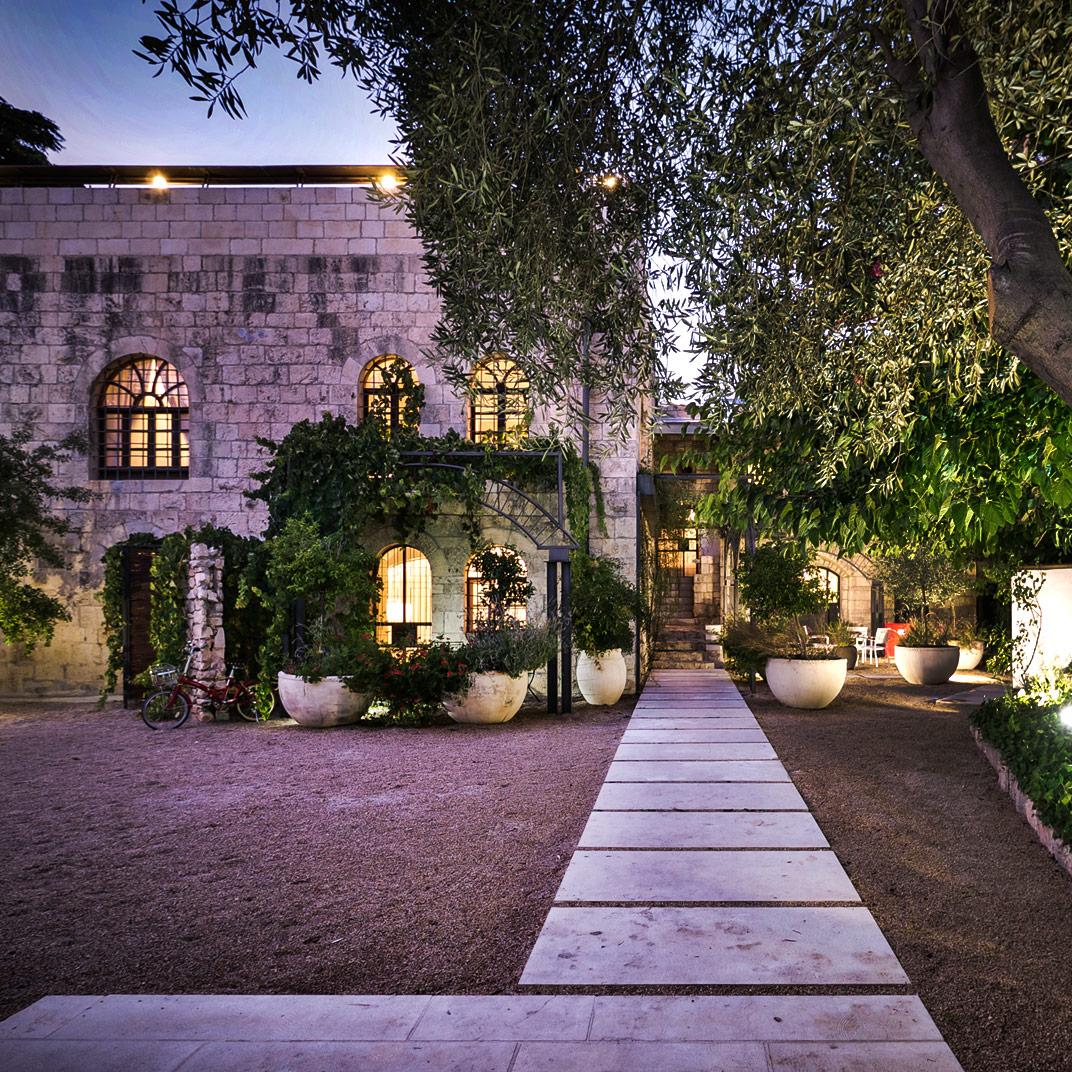 Scopri i migliori boutique hotel del mondo tablet hotels for Boutique hotel gerusalemme