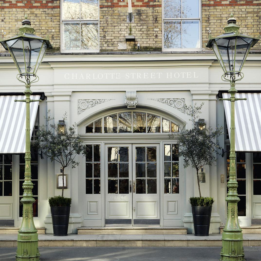 夏洛特街酒店(Charlotte Street Hotel)