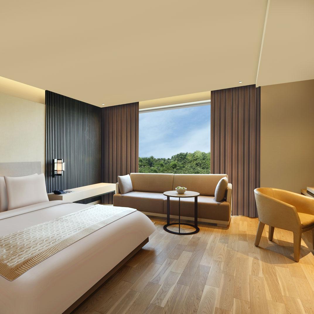 N85 Residence In New Delhi India: Roseate House New Delhi (New Delhi, India) Verified