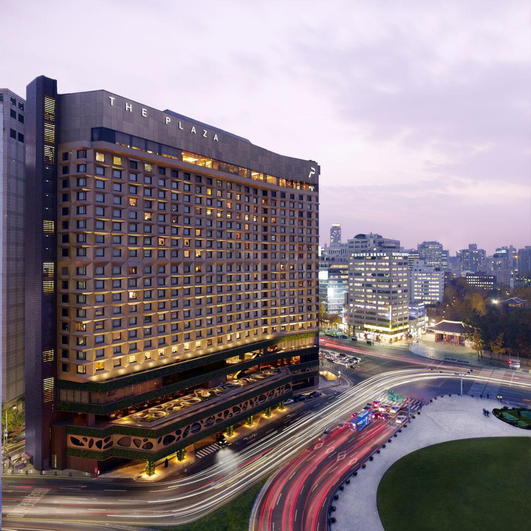 ザ プラザ ホテル ソウル