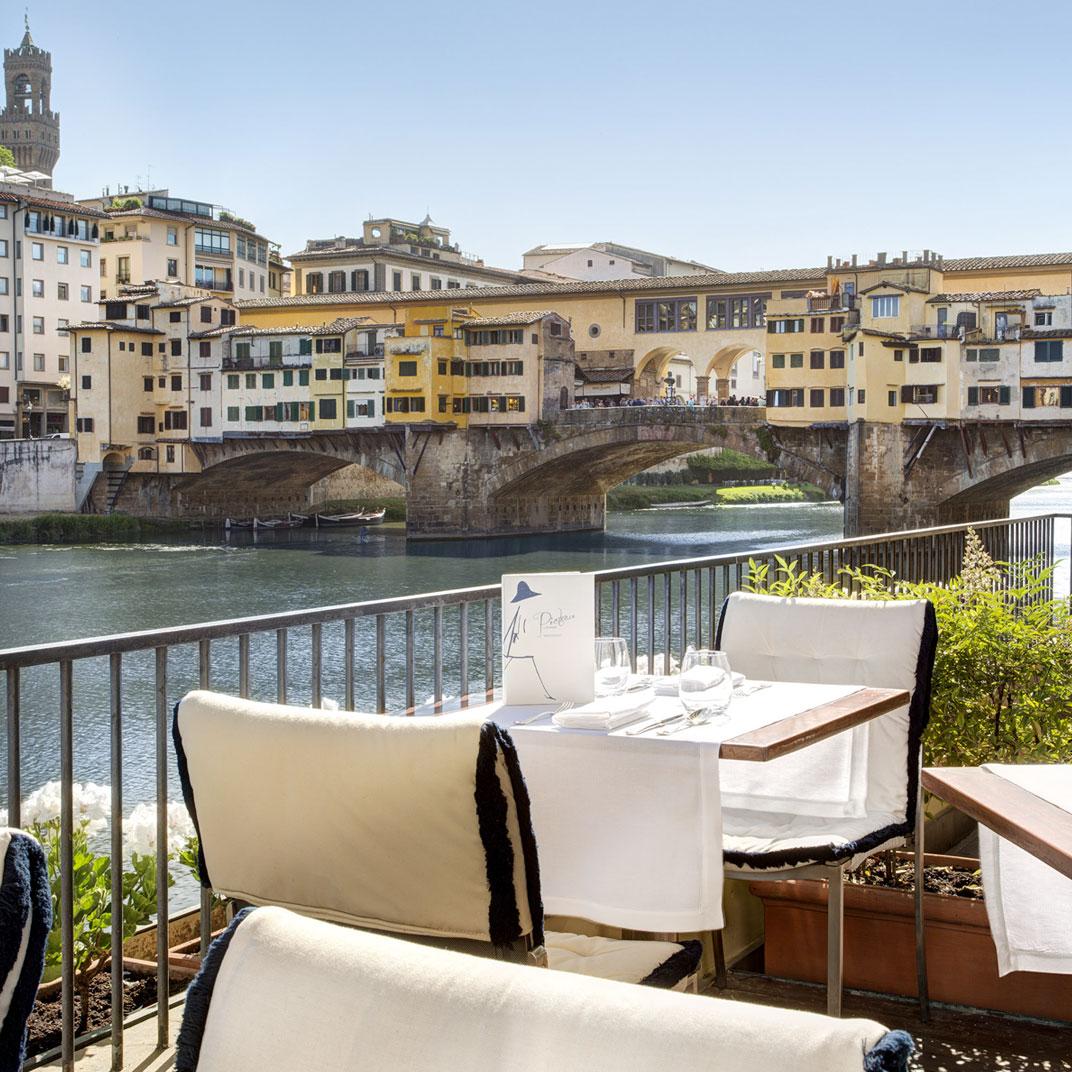朗伽诺酒店(Hotel Lungarno)