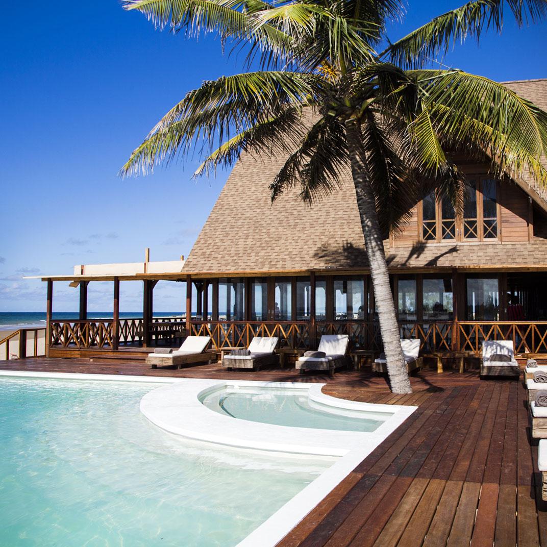 Sentidos Beach Retreat, Design Hotels