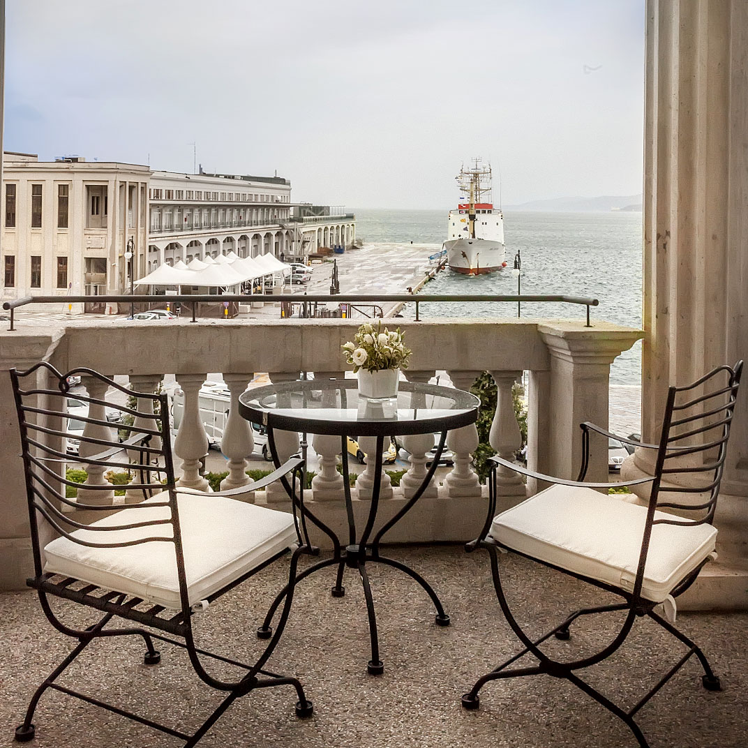 Savoia Excelsior Palace Trieste – Starhotels Collezione