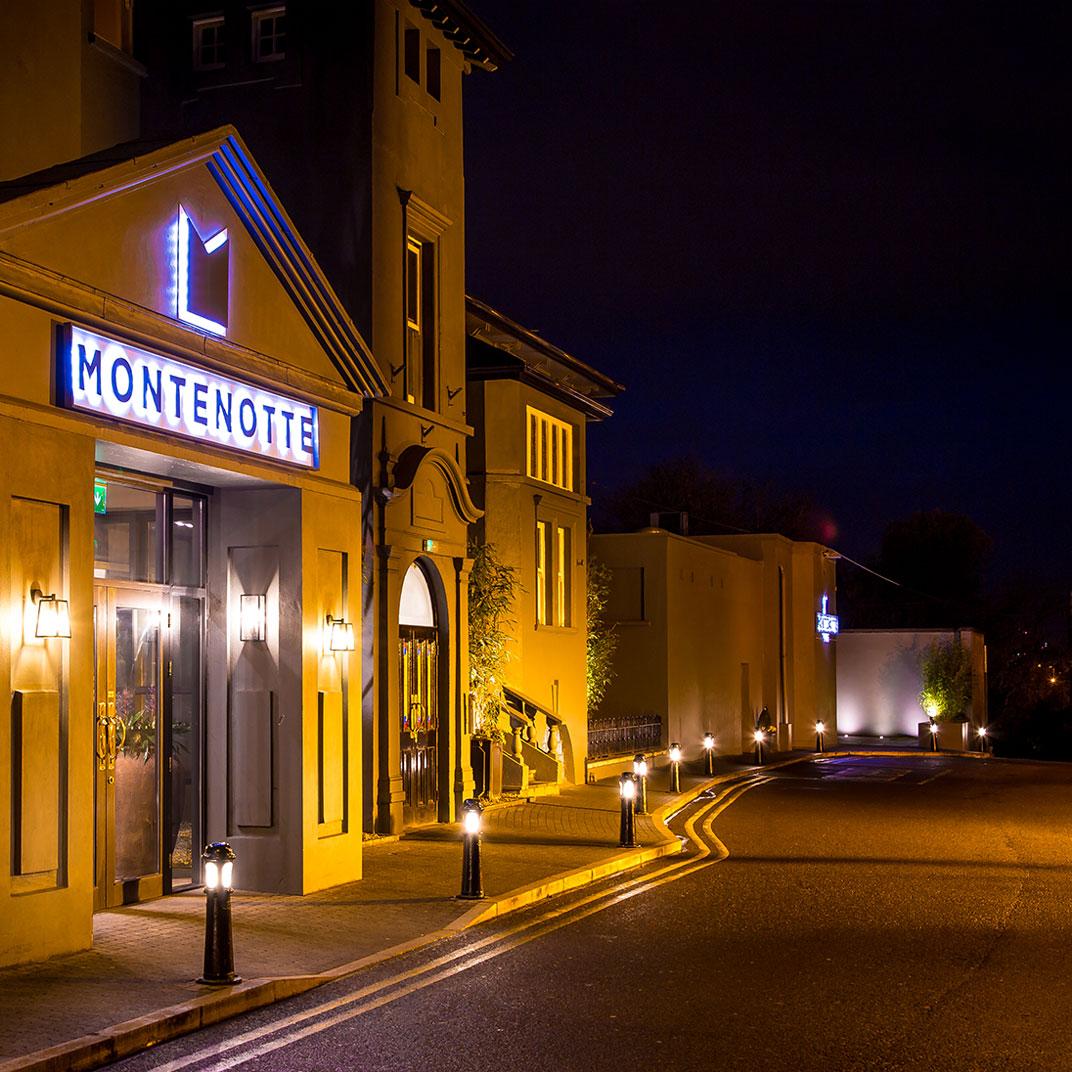 The Montenotte Hotel