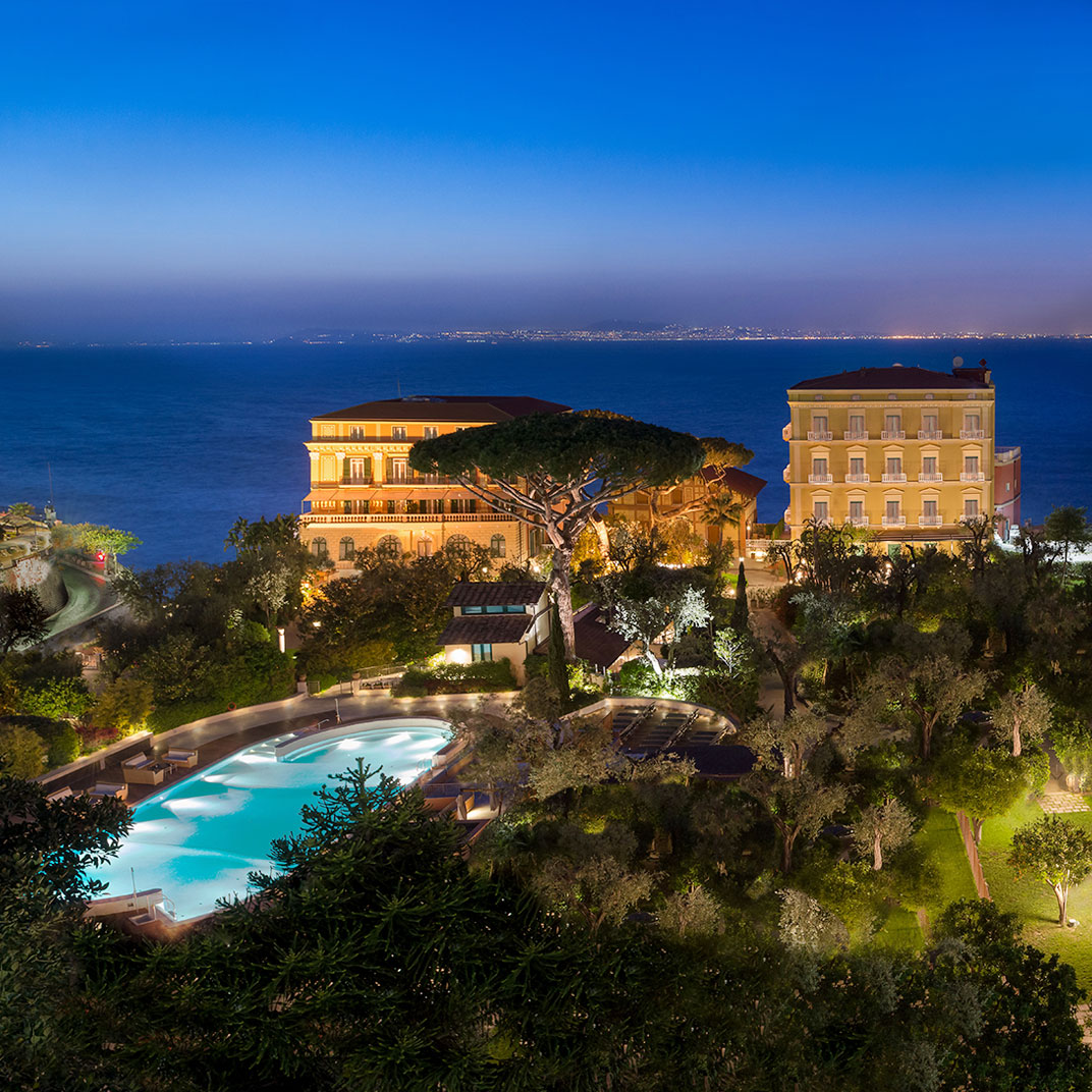 18 Boutique Luxury Hotels In Amalfi Coast From Tablet