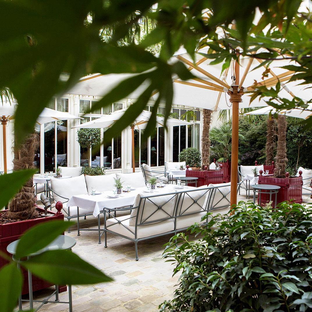 La Réserve Paris Hotel and Spa
