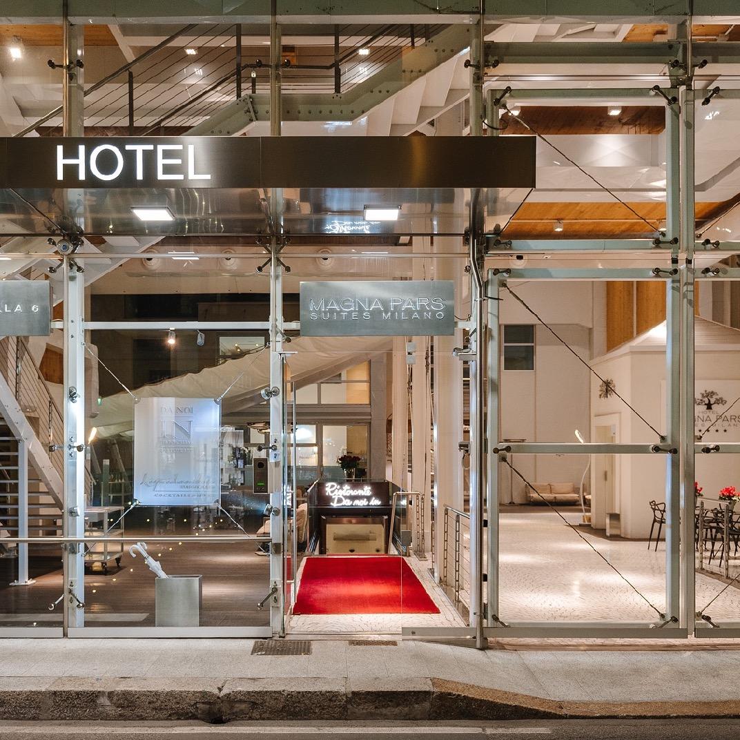 Magna Pars L'Hotel À Parfum
