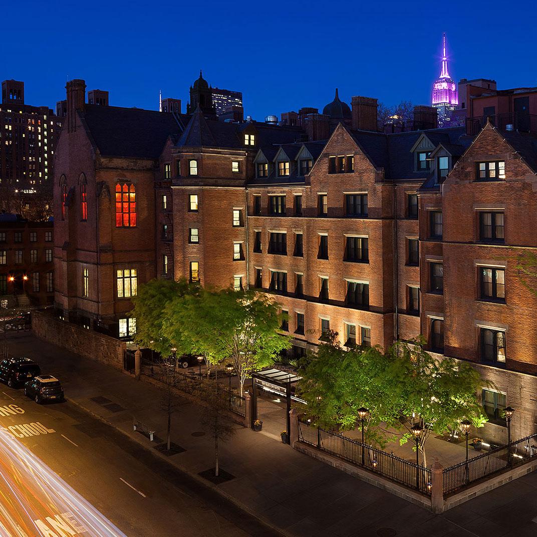 高线公园酒店(The High Line Hotel)