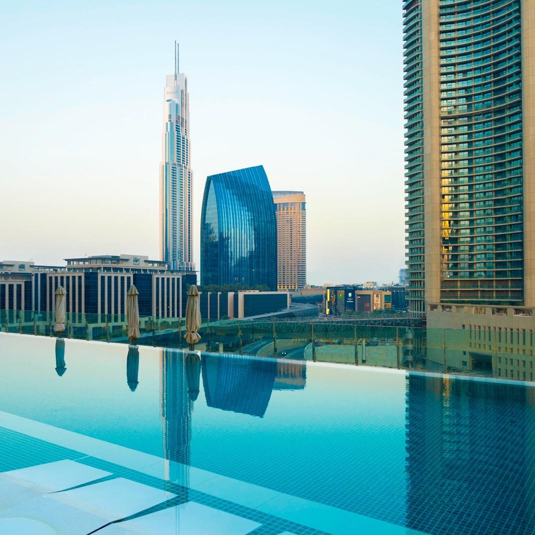 迪拜市区索菲特酒店(Sofitel Dubai Downtown)