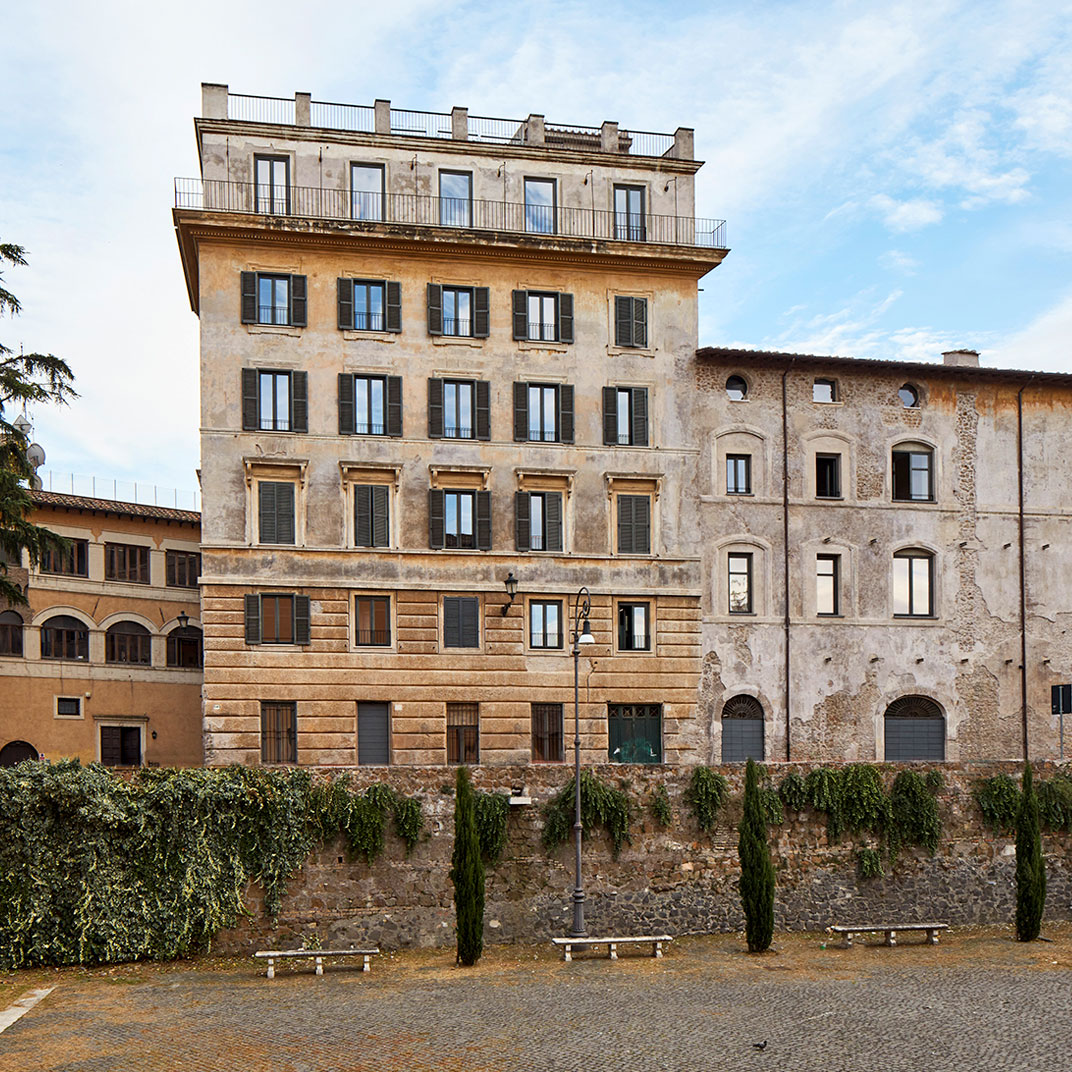 The Rooms Of Rome Palazzo Rhinoceros Roma Italia