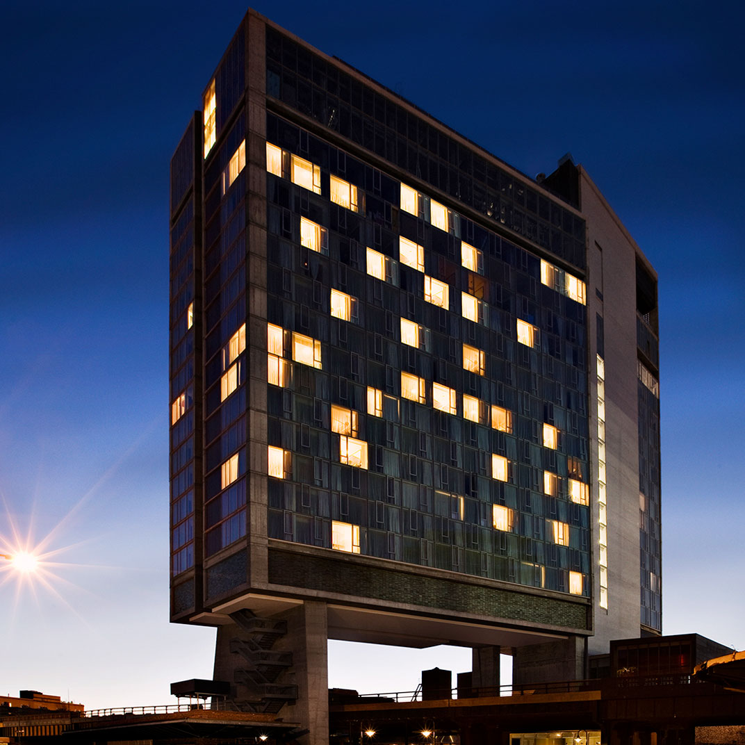 标准酒店高线公园店(The Standard High Line)