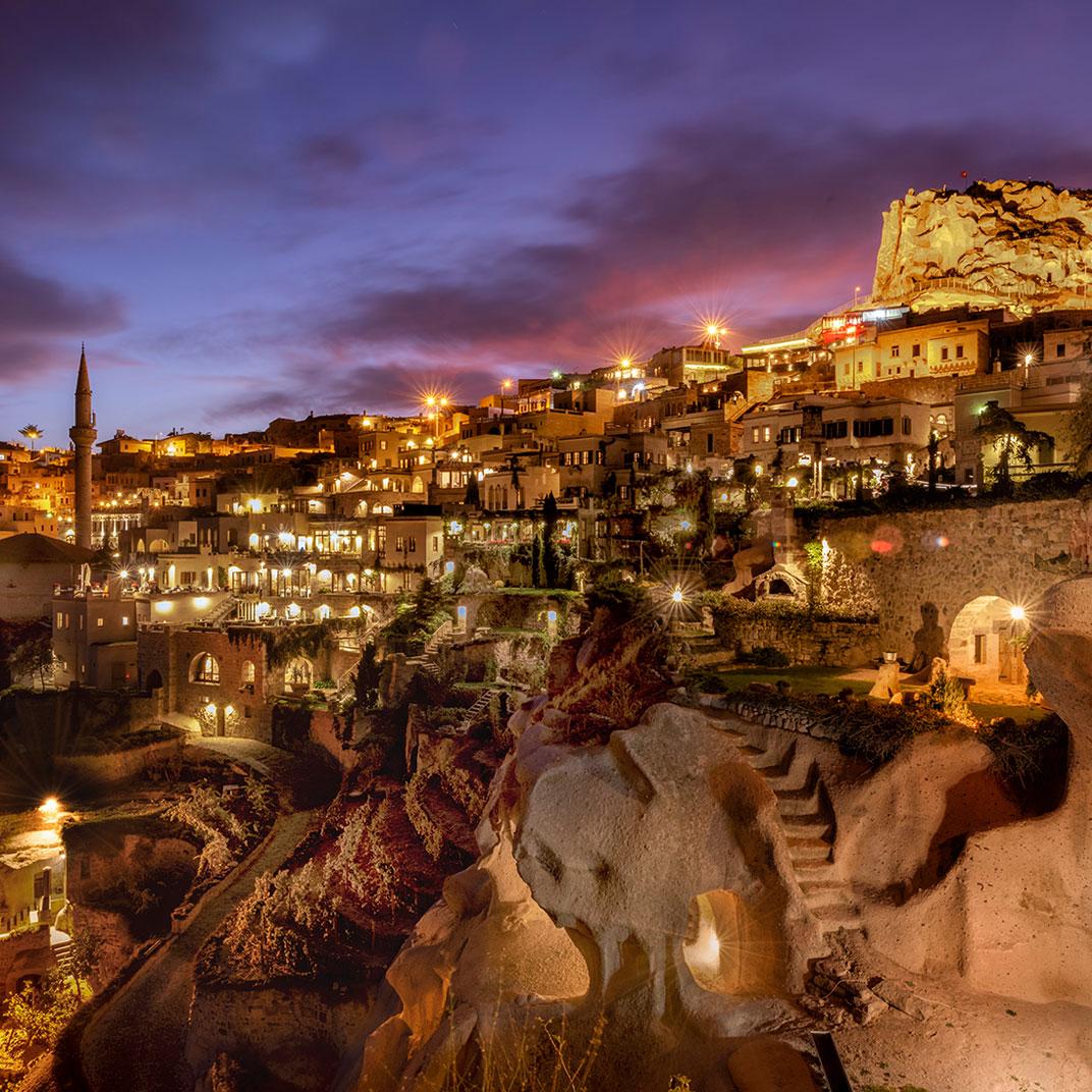 卡帕多奇亚阿戈斯酒店(Argos In Cappadocia)