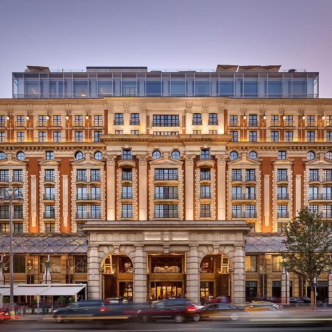 The Ritz-Carlton, Moscow