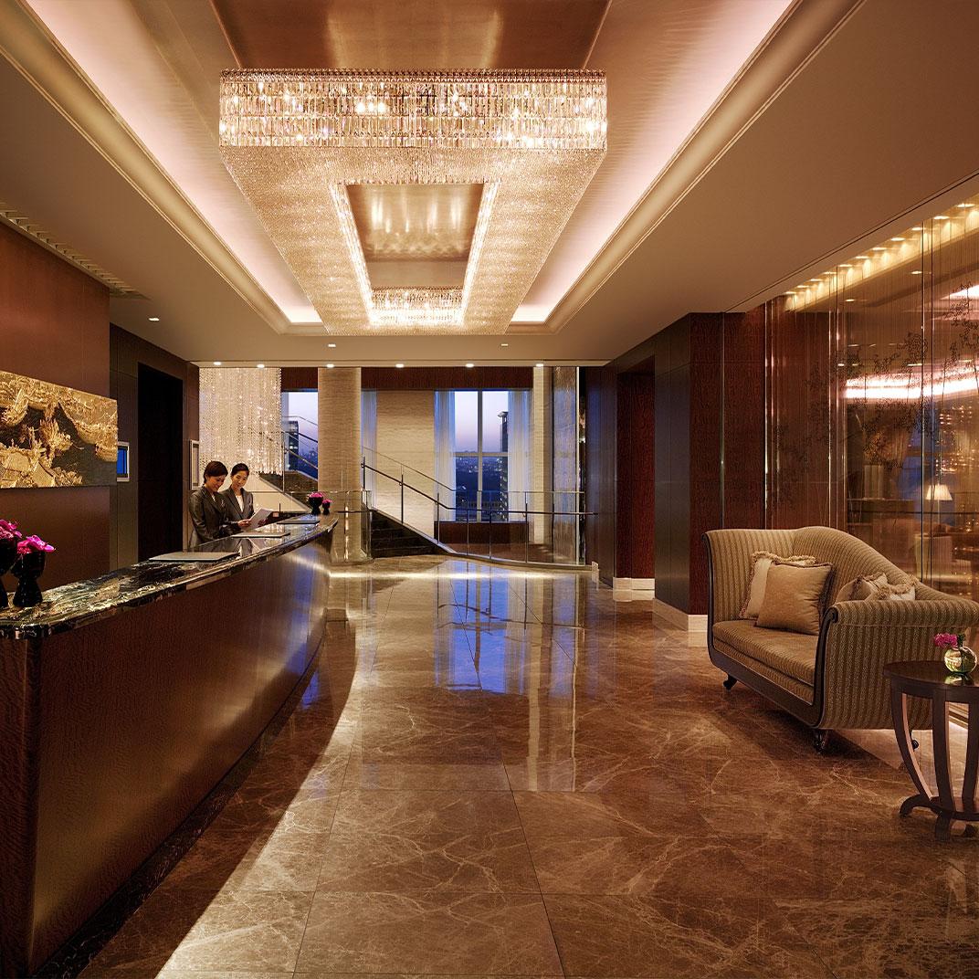 东京香格里拉酒店(Shangri-La Hotel, Tokyo)
