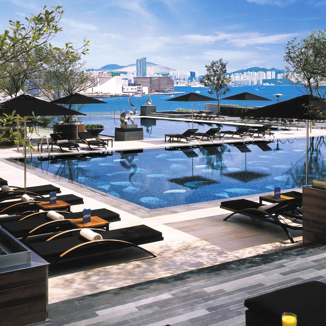 香港四季酒店(Four Seasons Hotel Hong Kong)