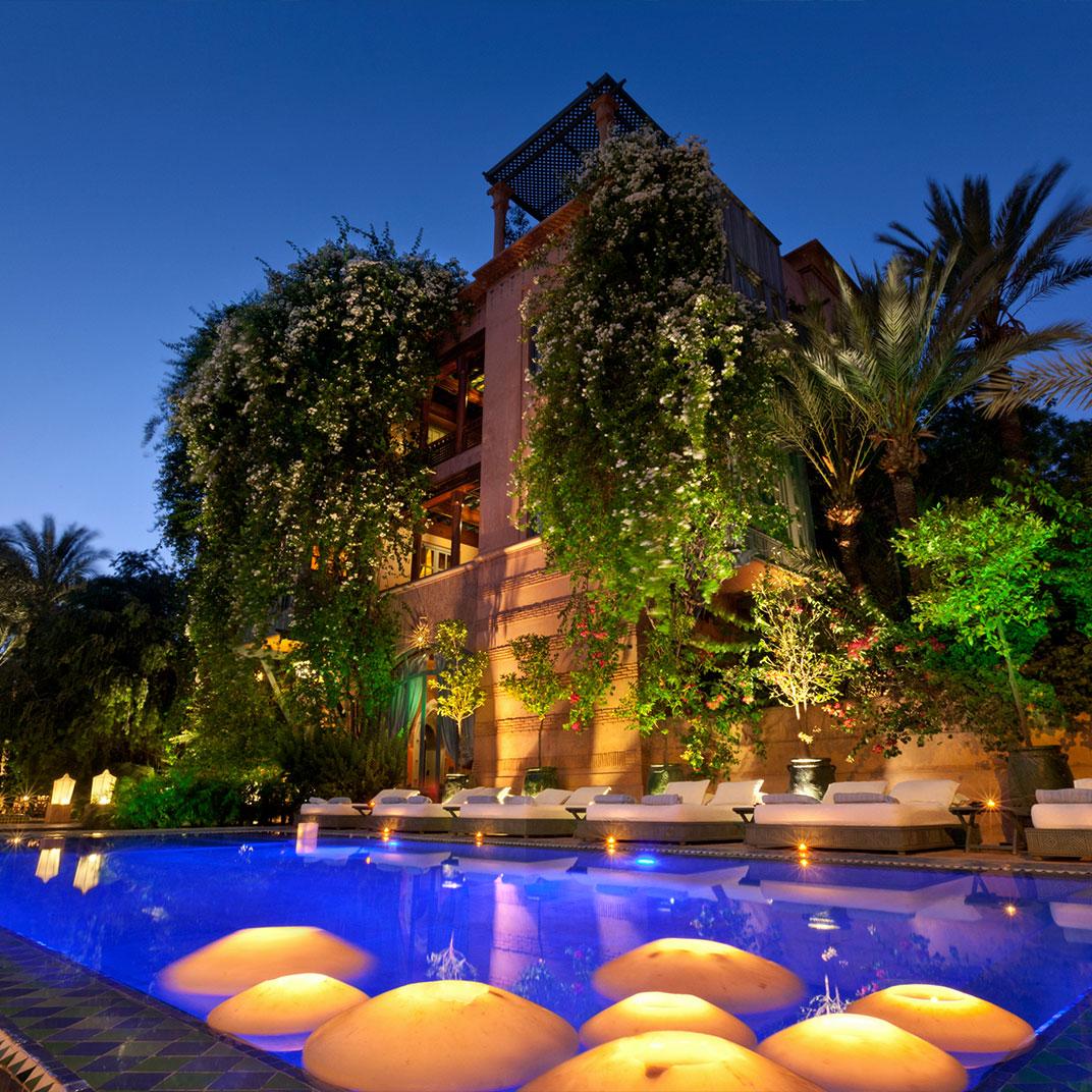 Hôtel Dar Rhizlane