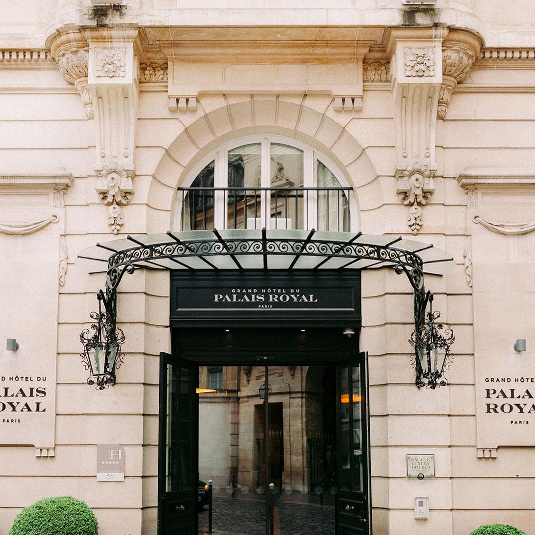 Grand Hôtel du Palais Royal Paris