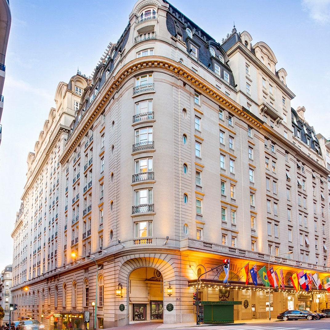 阿尔韦阿尔皇宫酒店(Alvear Palace Hotel)