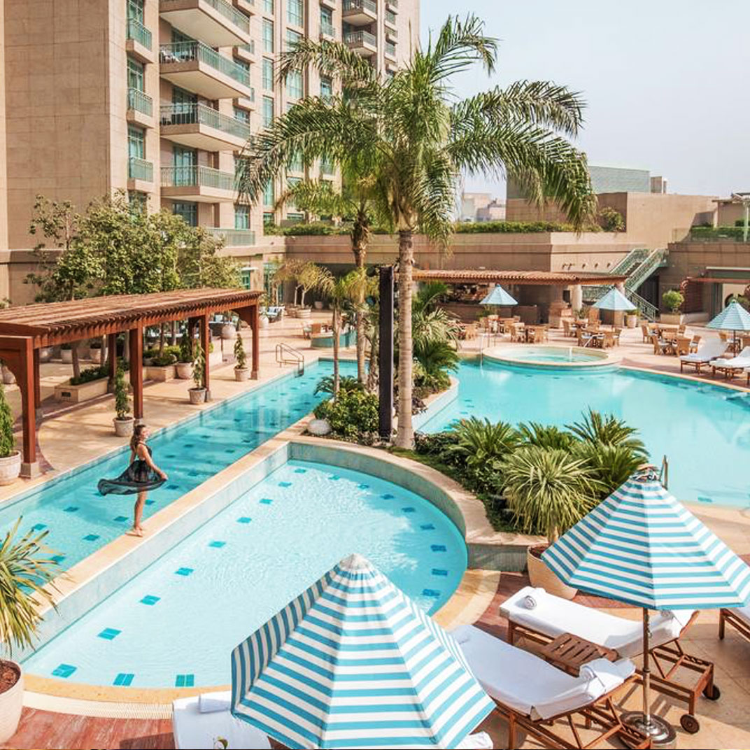 Four Seasons Cairo at Nile Plaza