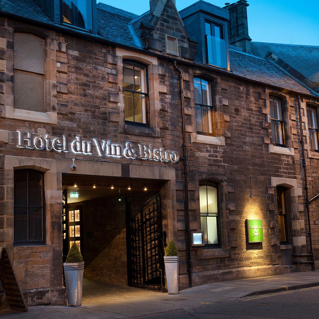 Hotel du Vin & Bistro Edinburgh