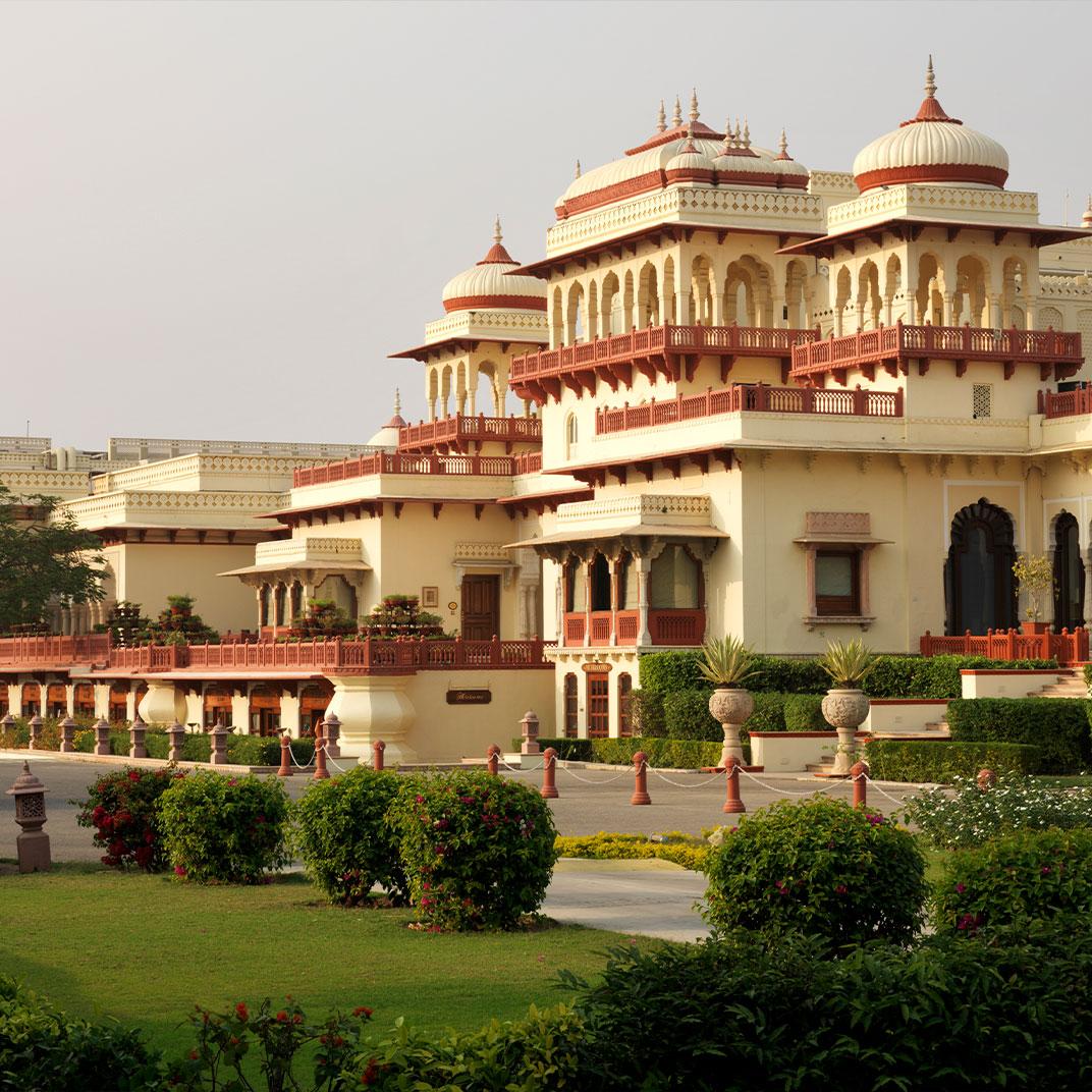 Rambagh Palace, a TAJ Hotel
