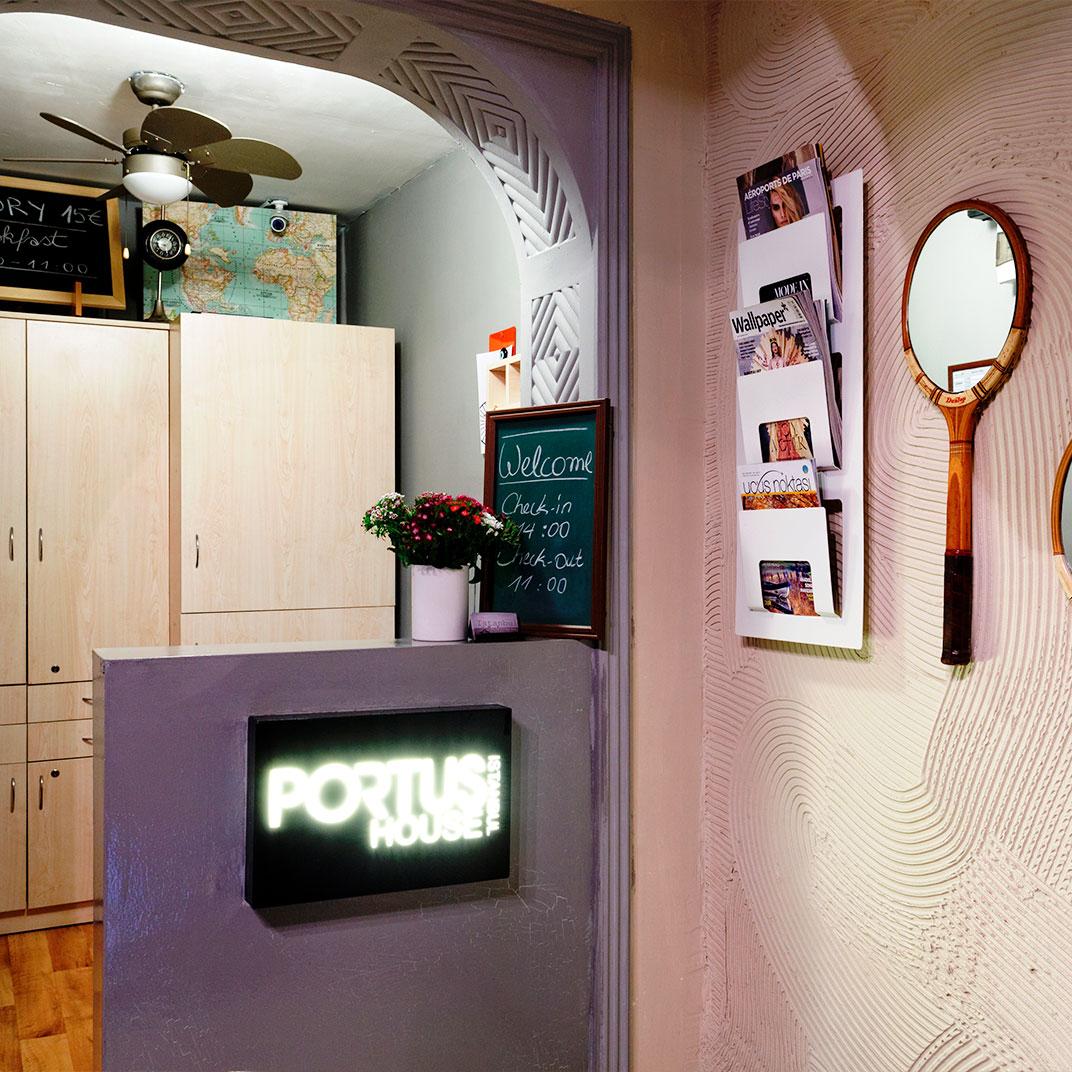 Portus House Istanbul