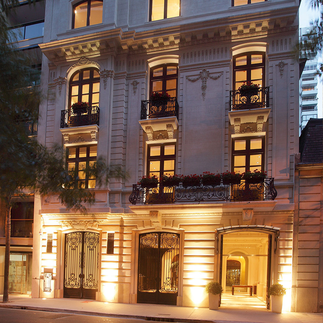 Algodon Mansion