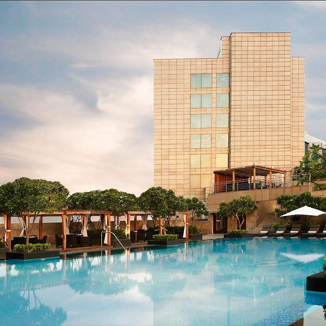 The Leela Ambience Gurgaon Hotel