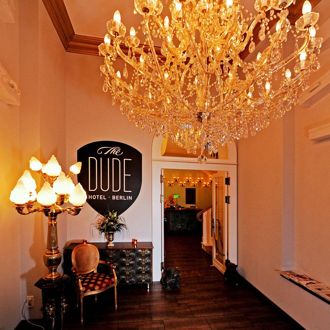 Hotel The Dude Berlin-Mitte