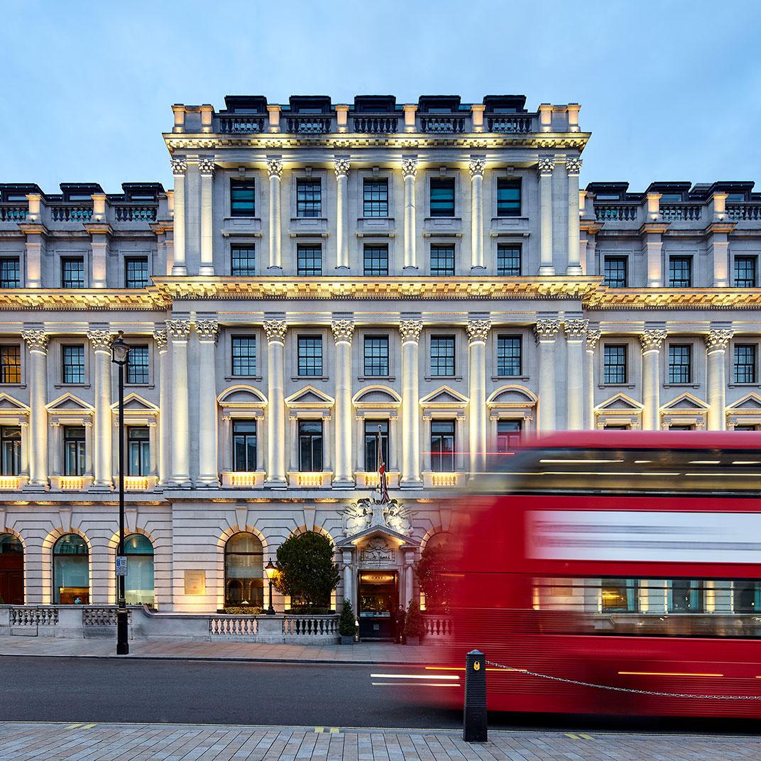 伦敦圣詹姆士索菲特酒店(Sofitel London St James)