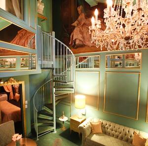 Tea Room In Roxbury Ny